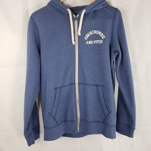 Abercrombie & Fitch Full Zip Hoodie Small